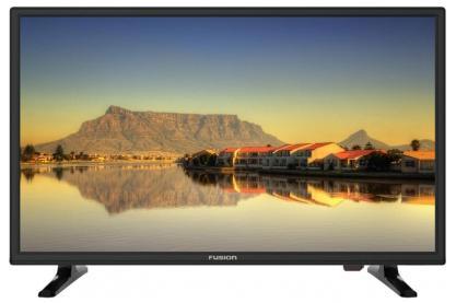 Телевизор ЖК 22'' Fusion/ 22'', LED, Full HD, DVB-T2/С, Телетекст, VGA цена 2017