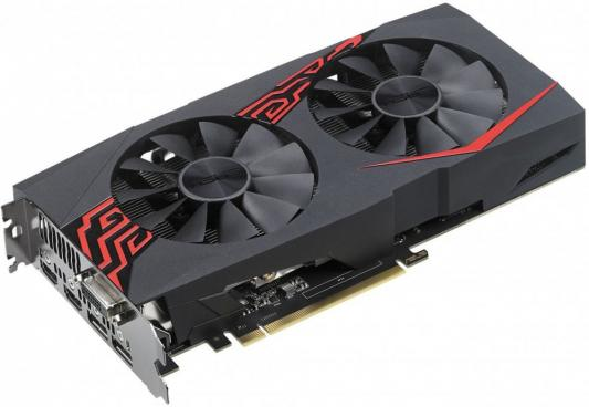 Видеокарта 8Gb <PCI-E> ASUS EX-GTX1070-8G <8Gb GDDR5, 256-bit, PCI-Ex16 3.0, 1xDVI-D, 2xHDMI, 2DP> pci e to