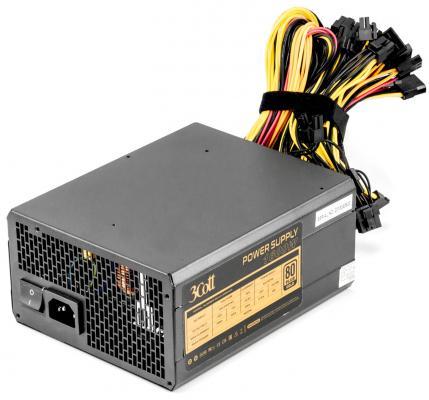БП ATX 1600 Вт 3Cott 1600W 3Cott-M1600A бп atx 1600 вт 3cott 1600w 3cott m1600a
