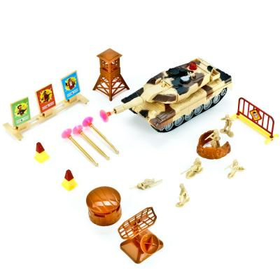 Танк Shantou Gepai ТАНК камуфляж T980-H11042 игрушка shantou gepai танк 369 32