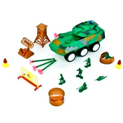 Танк Shantou Gepai ТАНК хаки T980-H11043 игрушка shantou gepai танк 369 32