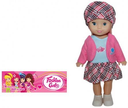Купить КУКЛА В ПАК. 17, 5*6, 5*26, 5СМ в кор.2*72шт, Shantou, Классические куклы и пупсы