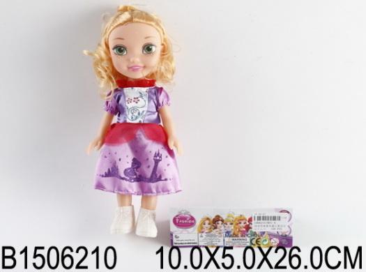 Купить КУКЛА 801-4 В ПАК. 10*5*26СМ в окр.2*120шт, Shantou, Классические куклы и пупсы