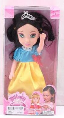 Купить Кукла Shantou J068-H43014 со звуком, пластик, текстиль, Интерактивные куклы
