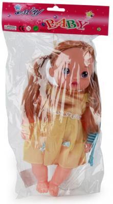 Купить Кукла Shantou Baby 28 см в ассортименте, пластик, текстиль, Интерактивные куклы