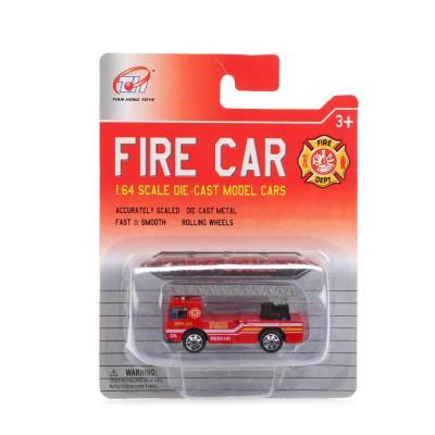 Автомобиль Shantou Gepai TH398-3 1:64 красный 1606I003 автомобиль siku бугатти eb 16 4 1 55 красный 1305