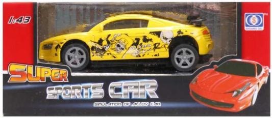 Купить Инерционная машинка Shantou Gepai SD895-6 цвет в ассортименте B1070657, Детские модели машинок