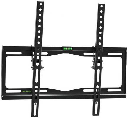 "все цены на Кронштейн Tuarex OLIMP-114 black, настенный для TV 26""-65"", угол наклона 0 -12, от стены 25мм, VESA 400x400 онлайн"