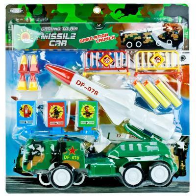Купить Инерционная машинка Shantou Gepai МАШИНА зеленый T980-H11041, Детские модели машинок