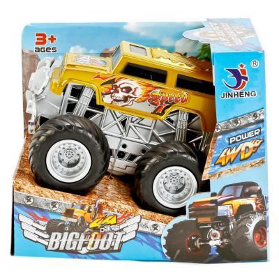 Инерционная машинка Shantou Gepai 818-6 цвет в ассортименте B1474919 инерционная машинка shantou gepai грузовик 98 611a цвет в ассортименте в ассортименте