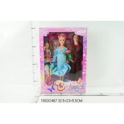 Набор кукол Shantou Семья 29 см в ассортименте
