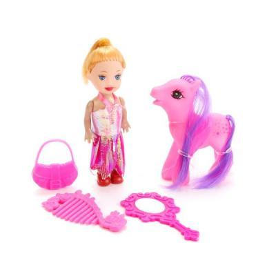 Игровой набор Shantou Пони с куклой в ассортименте море чудес игровой набор грот русалочки в ассортименте