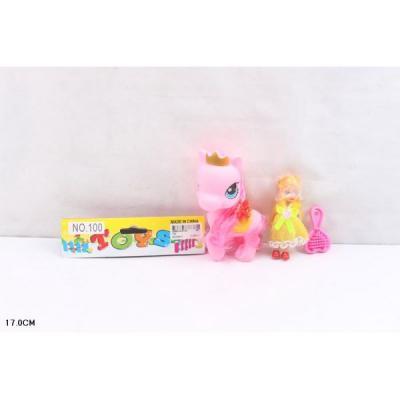 Игровой набор Shantou Пони с куклой