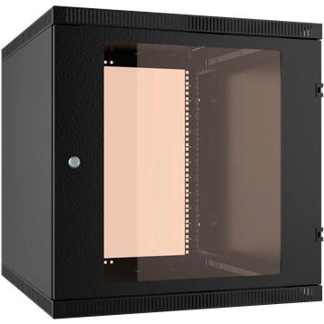 Шкаф 19 настенный 9U 600x350, дверь стекло-металл, чёрный, NT WALLBOX LIGHT 9-63 B степлер электрический novus j155 a 031 0298