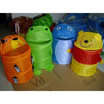 Купить КОРЗИНА ДЛЯ ИГРУШЕК, В АССОРТ., ТКАНЬ ПВХ В ПАК. 50*45СМ в кор.50шт., Shantou Gepai, ассортимент, ткань, Ящики и корзины для игрушек