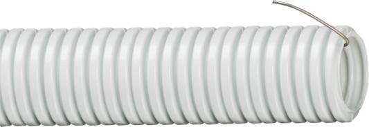 Купить Iek CTG20-25-K41-015I Труба гофр.ПВХ d 25 с зондом (15 м), серый