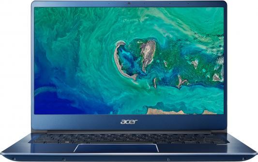 """Ноутбук Acer Swift SF314-54-55A6 14"""" FHD, Intel Core i5-8250U, 8Gb, 256Gb SSD, NoODD, Linux, синий (NX.GYGER.002) цена"""