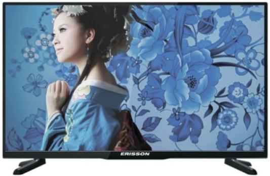 Телевизор Erisson 50FLEA99T2SM черный платья mammysize платье
