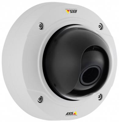 Камера IP AXIS P3225-V MKII CMOS 1/3 1920 x 1080 H.264 MJPEG RJ-45 PoE белый hd 1080p indoor poe dome ip camera vandal proof onvif infrared cctv surveillance security cmos night vision webcam freeshipping