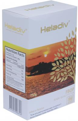 Чай черный HELADIV FBOP 250 гр. черный гречневый чай органический горький гречишный чай здравоохранение травяной чай высшего качества чай травяной чай