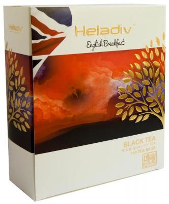 Картинка для Чай черный HELADIV English Breakfast 200 гр.