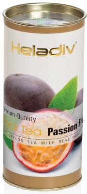 Картинка для Чай черный HELADIV Round P.T. Passion Fruit 100 гр. маракуйя