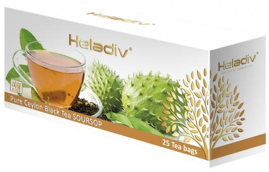 купить Чай черный HELADIV Pure Ceylon 50 гр. саусеп недорого