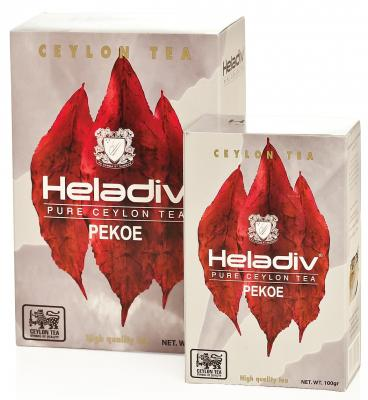 Картинка для Чай черный HELADIV Pekoe OD 100 гр.