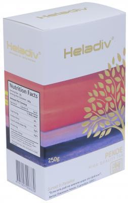 Чай черный HELADIV Pekoe 250 гр. штатив bosch bt 250 0 601 096 a00