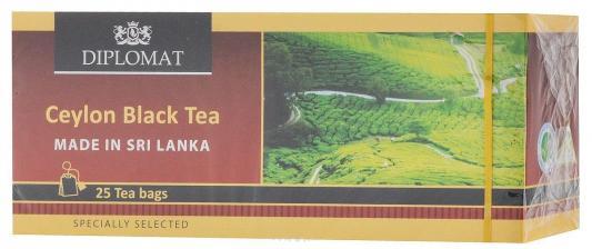 Картинка для Чай черный HELADIV Diplomat 50 гр.