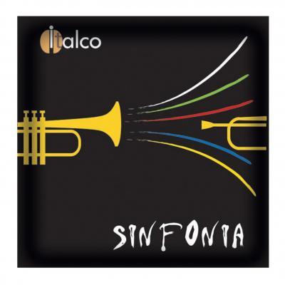 Кофе в чалдах Italco Sinfonia 1050 грамм mika sinfonia pop