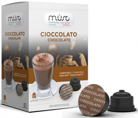 Кофе в капсулах MUST Dolce Gusto: Cioccolato 300 грамм