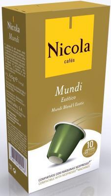 Кофе в капсулах Nicola Mundi 84 грамма rtm870t 601