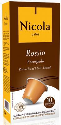 Картинка для Кофе в капсулах Nicola Rossio 84 грамма