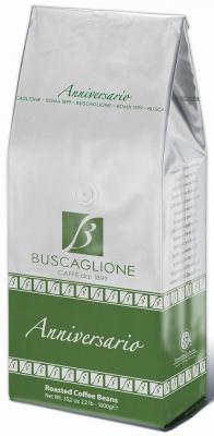 Кофе в зернах Buscaglione Anniversario 1000 грамм danone биойогурт густой термостатный 4
