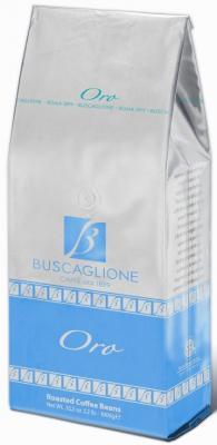 Кофе в зернах Buscaglione Export Oro 1000 грамм кофе зерновой buscaglione export soalto
