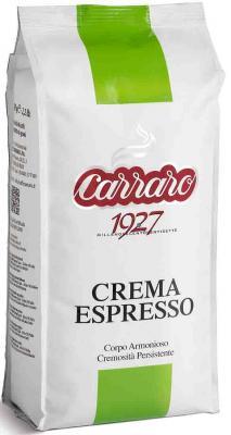 Картинка для Кофе в зернах Carraro Crema Espresso 1000 грамм