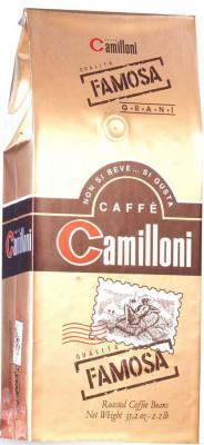 Картинка для Кофе в зернах Camilloni Famosa 1000 грамм