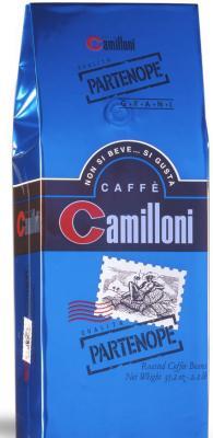 Картинка для Кофе в зернах Camilloni Partenope 1000 грамм