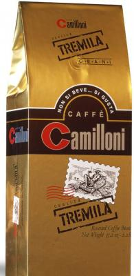Картинка для Кофе в зернах Camilloni Tremila 1000 грамм
