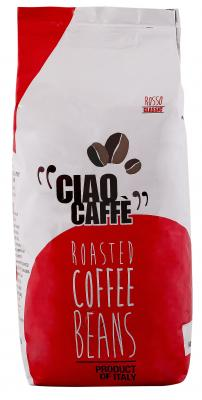 Кофе в зернах Ciao Caffe Rosso Classic 1000 грамм кофе в зернах palombini pal caffe rosso special line 1 кг
