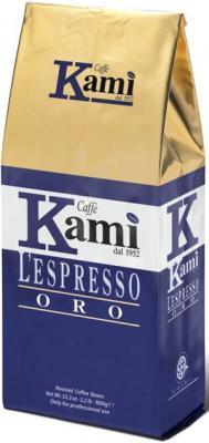 Картинка для Кофе в зернах Kami Oro Lespresso 1000 грамм