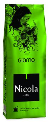 Картинка для Кофе в зернах Nicola Giorno 1000 грамм