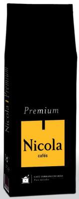 Картинка для Кофе в зернах Nicola Premium 1000 грамм