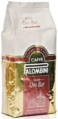 Картинка для Кофе в зернах Palombini Oro Bar 1000 грамм