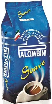 Кофе в зернах Palombini Soave 1000 грамм