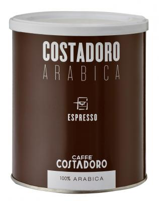 Картинка для Кофе молотый COSTADORO Arabica Espresso 250 грамм