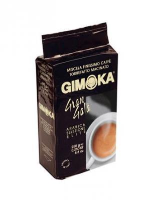 Кофе молотый Gimoka Gran Gala 250 грамм