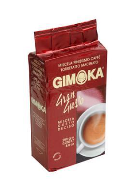Кофе молотый Gimoka Gran Gusto 250 грамм