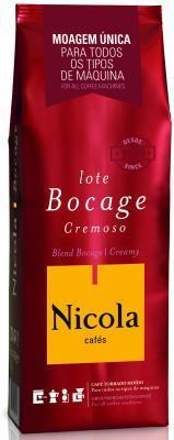 Картинка для Кофе молотый Nicola Bocage 250 грамм